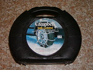 Tire Snow Chains Campbell 1250 215 75 16 215 80 15 215 80 16 215 85 15