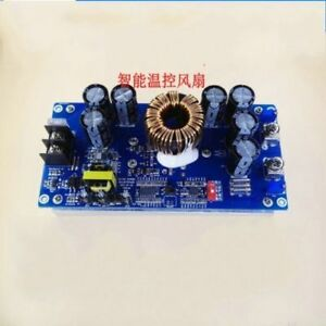 Dc dc High Power Step down Module Dc20 70v To Dc2 5v 58v Adjustable Output 30a