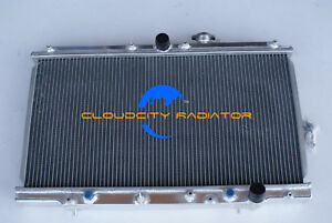 Radiator For 1997 2001 Honda Prelude 97 99 Acura Cl 2 2l L4 2row 1998 1999 2000