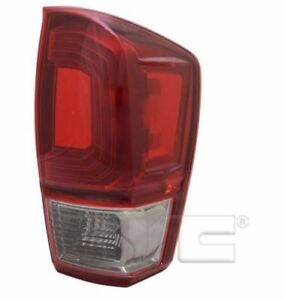 Fits 81550 04180 Rear Tail Lamp Right For 2016 2017 2018 Toyota Tacoma Sport