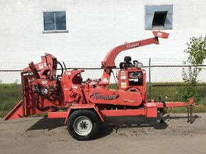 2007 Morbark 15 Brush Chipper