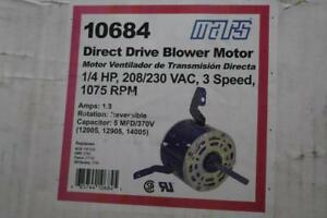 Mars Direct Drive Blower Motor 10684