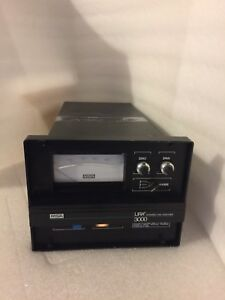 Msa Lira 3000 Infrared Gas Analyzer