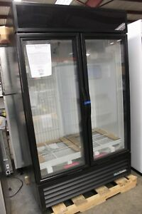 True Gdm 43f hc tsl01 47 2 Swing Glass Door Merchandiser Freezer