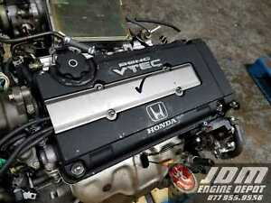 92 95 Honda Civic Sir 1 6 Vtec Engine Lsd Mt Swap B16a 5604135 Free Shipping