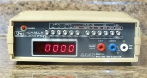 Valhalla Scientific 4440 Digital Multi meter Counter