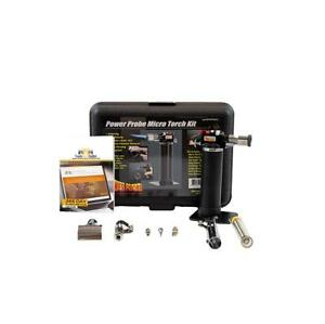 Power Probe Micro Torch Mt Kit With Truck Fault Codes Ppmtkit 01
