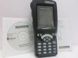 Psion Teklogix 7527s g2 Workabout Pro Mobile Computer Win Mob 6 Waps210000000000