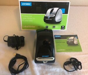 Dymo 450 Turbo Professional Thermal Label Writer Printer For Pc
