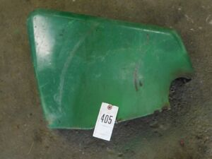 John Deere 4020 Tractor Right Side Hydraulic Cover Panel Tag 405