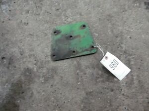 John Deere 4620 Tractor Engine Head Water Pump Plate Tag 960