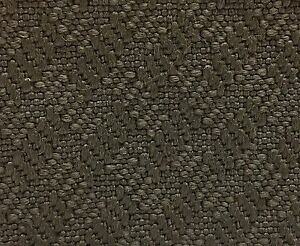 Best Impulse Brown Fabric Upholstery Mid Century Modern Vintage Danish Furniture