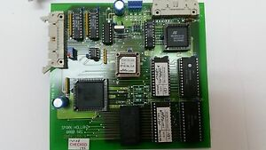 Dionex Lc Packings Thermos 880 Column Oven Control Boards 0880 601