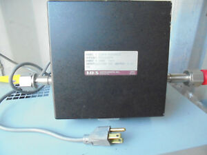 Mks 220cd Replaced W 220dd Baratron Absolute Capacitance Manometer 1000 Torr