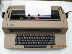 Ibm Correcting Selectric Iii Typewriter W ribbon tested