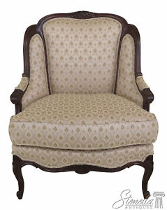 46083ec Drexel Heritage French Louis Xv Style Upholstered Chair