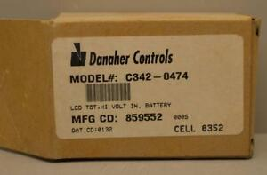 Danaher Controls Veeder Root Totalizer Digital Counter C342 0474 New