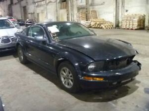 07 Ford Mustang Automatic Transmission 5 Speed Sohc