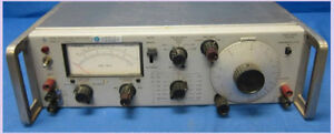 Hewlett Packard Hp 333a Distortion Analyzer Vintage