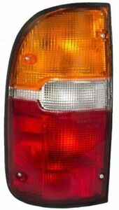 For Ty Tacoma 1995 1996 1997 1998 1999 2000 Rear Tail Lamp Left Driver