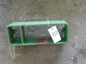 John Deere Compact Tractor Weight Bracket Tag 012