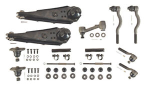 1965 1966 Ford Mustang Deluxe Front Suspension Kit For With V8 Manual Steering