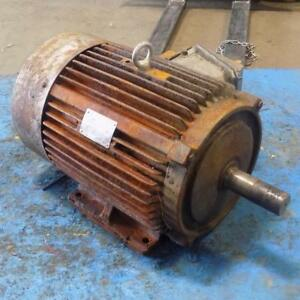 Hitachi 2 pole 460v 3520rpm 11kw Electric Motor Type Tfo