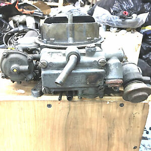 1985 Mustang Gt 5 0 Holley Carb Take Off List 50265 E5ze 9510 ga All Original