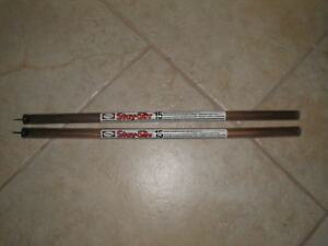 2 New Stay Silv 15 Brazing Rods 15 Silver Harris Hvac Grade 56 Rods 2 Tubes