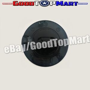 For Ford F150 97 2003 Expedition 1997 1999 2000 01 02 Black Gloss Gas Door Cover
