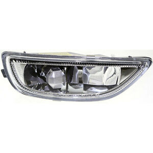 New Fog Lamp Assembly Fits 2001 2002 Toyota Corolla Front Right To2593105c Capa