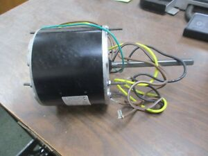 A o Smith Ac Motor F48sao501 1 4hp 1075rpm 460v 0 65 0 9a 60hz 1ph Used