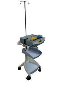 Arthrocare Rf8000s Coblator Spine Esu Electrosurgical Unit Footswitch Cart