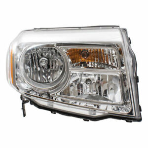 Fit For Honda Pilot 2012 2013 2014 2015 Headlight Right Passenger
