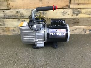 Jb Industries 2 stage 7 cfm Evacuation Vacuum Pump Dv 200n Platinum Made In Usa