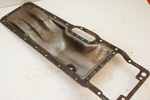 Top Hydraulic Lift Oil Sump Pan Gas Diesel Oliver 550 Utility Tractor