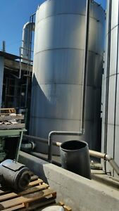 Stainless Steel Water Tank storage Water Tank 10 000 Gallons