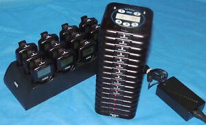Lot 30 Hme Wireless Tablecall Paging System Table Belt Pagers Charger Ltk 1600