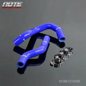 Silicone Radiator Hose Fit For 68 79 Ford F100 F150 F250 Bronco Blue