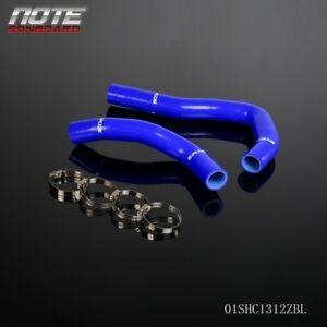 For Honda Integra Type R X S Is Dc5 Acura Rsx K20a Silicone Radiator Hose Blue