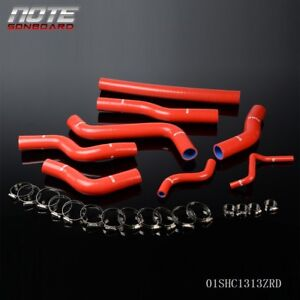 For Honda Integra Type r x s is Dc5 acura Rsx K20a Silicone Radiator Hose Red