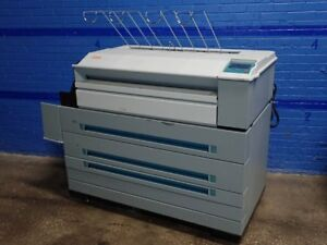 Oce Tds 600 Portable Plotter printer 02110818541