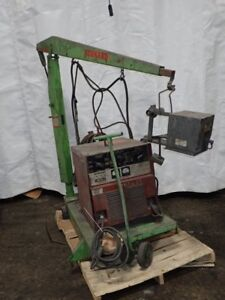 Lincoln Electric R3s 325 Portable Welder 325 Amp 10180660016