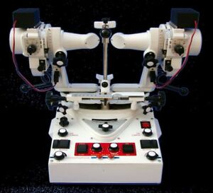 Synoptophore Stereoscope Strabismus And Amblyopia Unit Expedited Shipping