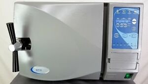Autoclave Tuttnauer Ez10 2540ea Sterilizer 120volt Warranty Dental Medical Steam