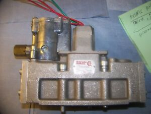 Schrader Bellows Single Solenoid Pneumatic Control Valve New