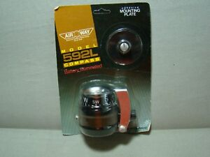Airway Compass Vintage Compass Air Way Compass Gm Compass Hull Air Guide