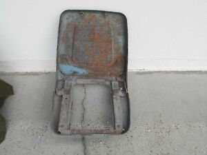 Bucket Seat 1959 1960 1961 Cadillac Buick Oldsmobile Pontiac Needs Work And Part