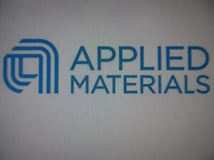 Applied Materials Amat 0020 40620 Ground Feed Rf Hdp Etch Chamber