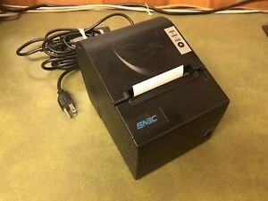 Snbc Btp r880np Thermal Pos Receipt Printer Power Supply Serial Usb